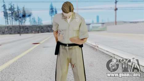 GTA 5 Effects v2 para GTA San Andreas quinta pantalla