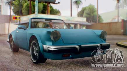 Updated Comet para GTA San Andreas