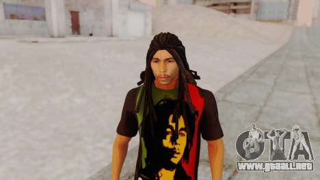 Bob Marley para GTA San Andreas