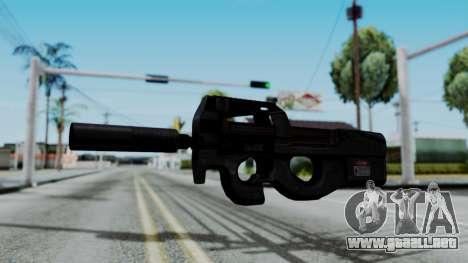 P90 para GTA San Andreas