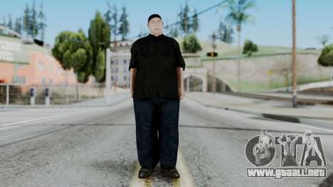 July3p para GTA San Andreas segunda pantalla
