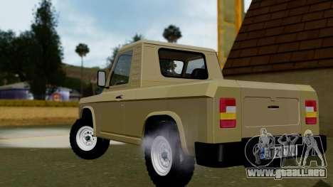 Aro 242 1996 para GTA San Andreas left