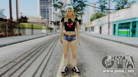 Gamcia II para GTA San Andreas segunda pantalla