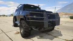LAPD SWAT Insurgent