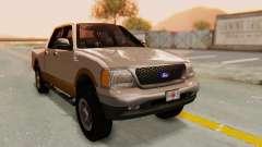 Ford F-150 2001 para GTA San Andreas