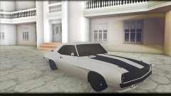 Chevrolet Camaro Z28 1969 Special Edition para GTA San Andreas