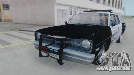 Dodge Dart 1975 v3 Police para GTA San Andreas