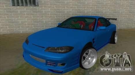 Nissan Silvia S15 326 Power para GTA San Andreas