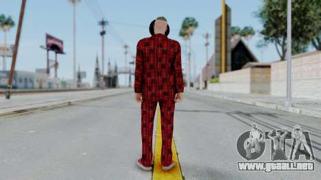 GTA Online DLC Festive Suprice 2 para GTA San Andreas tercera pantalla