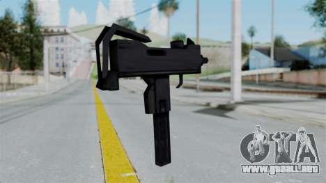Vice City Ingram Mac 10 para GTA San Andreas segunda pantalla