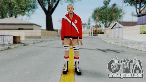 Ant Cesaro 2 para GTA San Andreas segunda pantalla