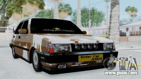 Tofas Dogan Modified para GTA San Andreas