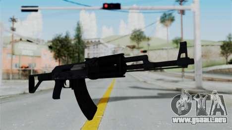 GTA 5 Assault Rifle para GTA San Andreas segunda pantalla