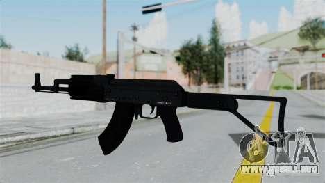 GTA 5 Assault Rifle para GTA San Andreas tercera pantalla