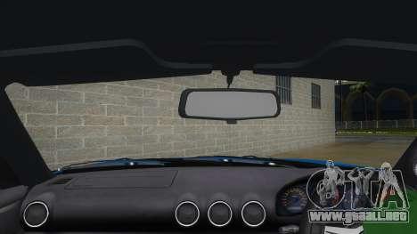 Nissan Silvia S15 326 Power para visión interna GTA San Andreas