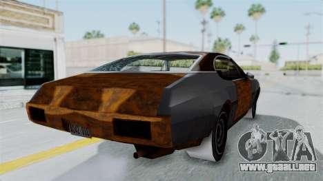 Updated-Clover para la visión correcta GTA San Andreas