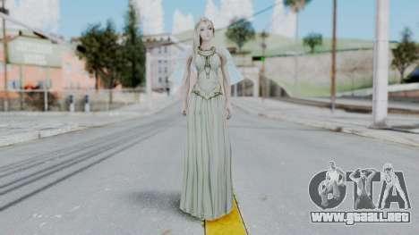 Girl Skin 4 para GTA San Andreas segunda pantalla
