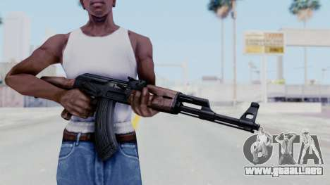 Thanezy AK-47 para GTA San Andreas