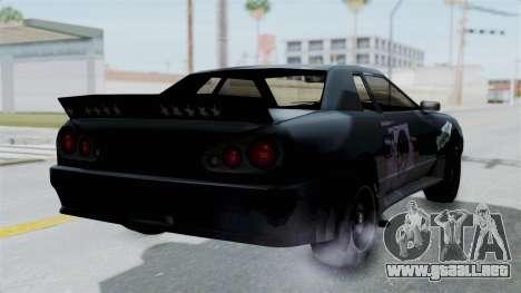 Hotring Elegy para GTA San Andreas left
