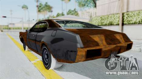 Updated-Clover para GTA San Andreas left