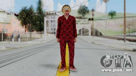 GTA Online DLC Festive Suprice 2 para GTA San Andreas segunda pantalla