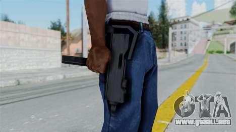 Vice City Ingram Mac 10 para GTA San Andreas tercera pantalla