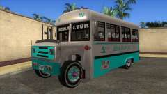 Dodge D600 Senaltur para GTA San Andreas