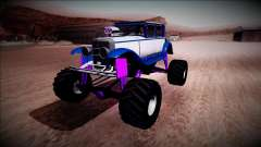 GTA 5 Albany Roosevelt Monster Truck