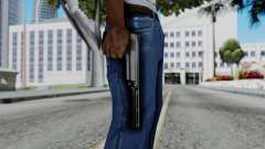 Vice City Beta Silver Colt 1911 para GTA San Andreas