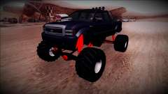 GTA 5 Vapid Sadler Monster Truck para GTA San Andreas