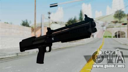 GTA 5 Bullpup Shotgun para GTA San Andreas