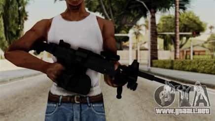 IMI Negev NG-7 Stanag Magazine para GTA San Andreas