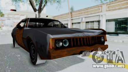 Updated-Clover para GTA San Andreas
