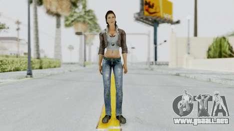 Half Life 2 - Alyx FakeFactory Model para GTA San Andreas segunda pantalla
