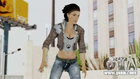 Half Life 2 - Alyx FakeFactory Model para GTA San Andreas