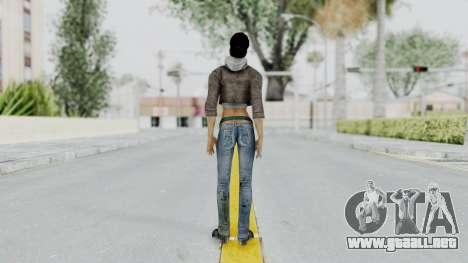 Half Life 2 - Alyx FakeFactory Model para GTA San Andreas tercera pantalla