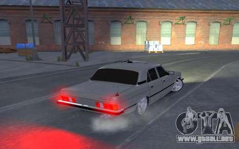 GAZ 3102 para GTA 4 visión correcta