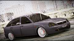 Lada Priora Bpan Version para GTA San Andreas