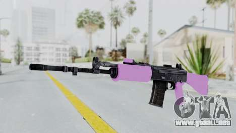 IOFB INSAS Light Pink para GTA San Andreas