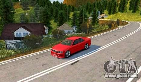 Kagarasan Pista para GTA 4 tercera pantalla