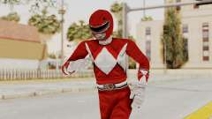 Mighty Morphin Power Rangers - Red para GTA San Andreas