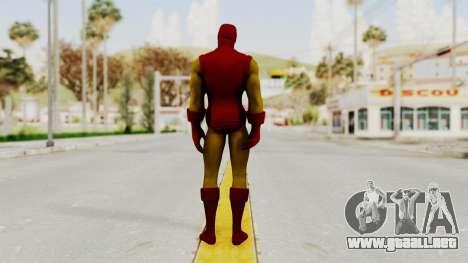 Marvel Heroes - Iron Man Classic para GTA San Andreas tercera pantalla