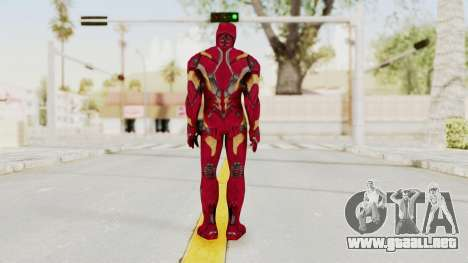 Iron Man Mark 46 para GTA San Andreas tercera pantalla
