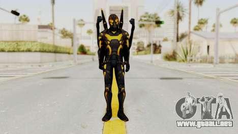 Marvel Future Fight - Yellowjacket para GTA San Andreas segunda pantalla