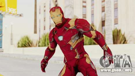 Iron Man Mark 46 para GTA San Andreas