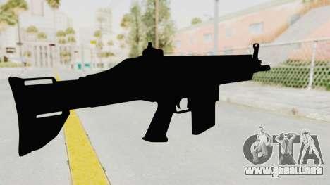 SCAR H para GTA San Andreas tercera pantalla