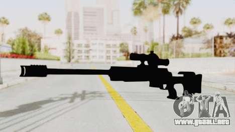 JNG90 para GTA San Andreas segunda pantalla