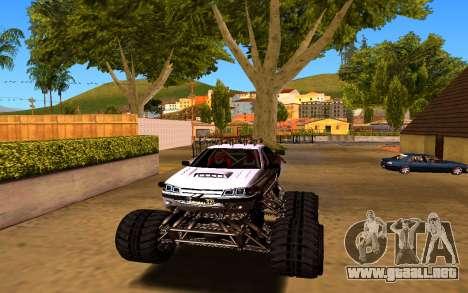 Peugeot Persia Full Sport Monster para GTA San Andreas
