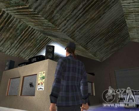 El interior de STO San Fierro v2.0 para GTA San Andreas segunda pantalla
