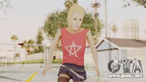 Millie Skin para GTA San Andreas